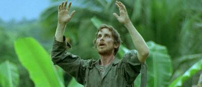 Christian Bale in Rescue Dawn von Werner Herzog