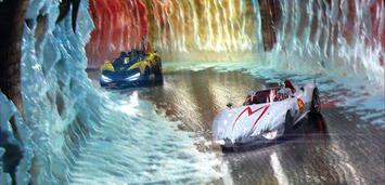 Bild zu:  Speed Racer