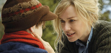 Naomi Watts mit Jacob Tremblay in Shut in