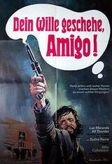 Dein Wille geschehe, Amigo! - Poster