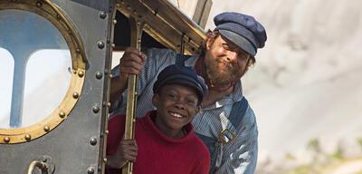 Jim Knopf und Lukas der Lokomotivführer mit Henning Baum und Solomon Gordon