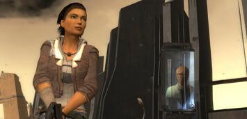 Bild zu:  Alyx Vance in Half-Life 2: Episode One