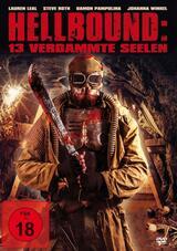 Hellbound: 13 verdammte Seelen - Poster