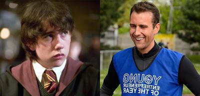 Matthew Lewis in Harry Potter und Ein ganzes halbes Jahr