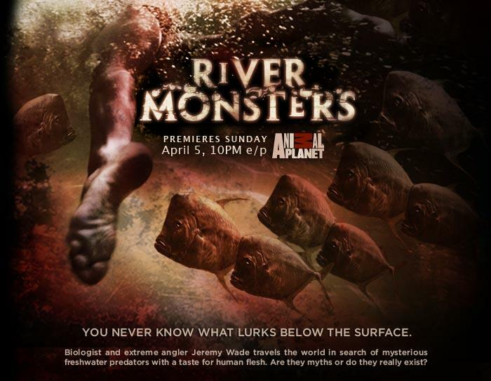 fluss monster filme