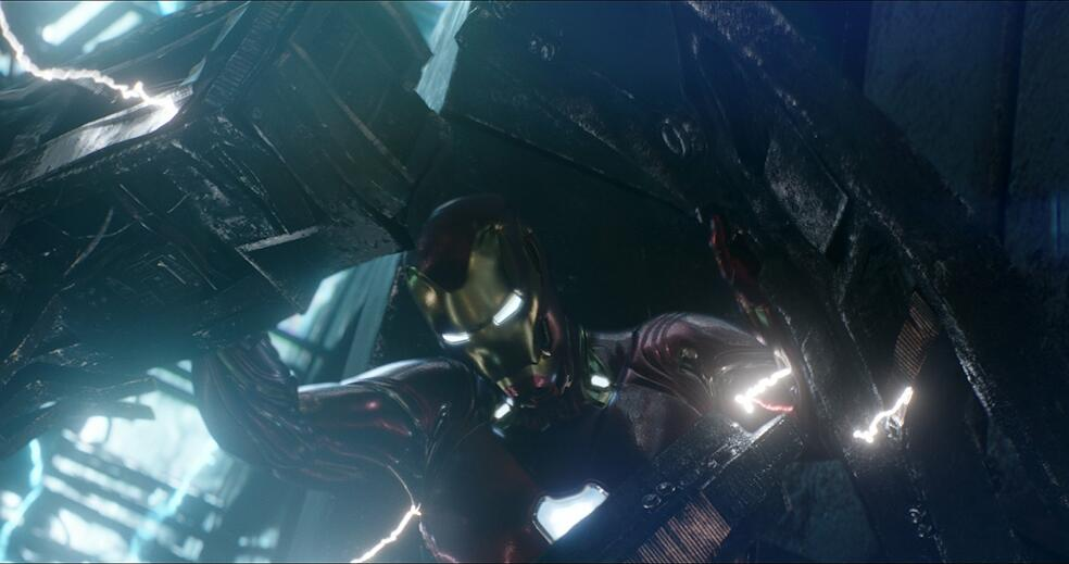 Avengers 3: Infinity War mit Robert Downey Jr.