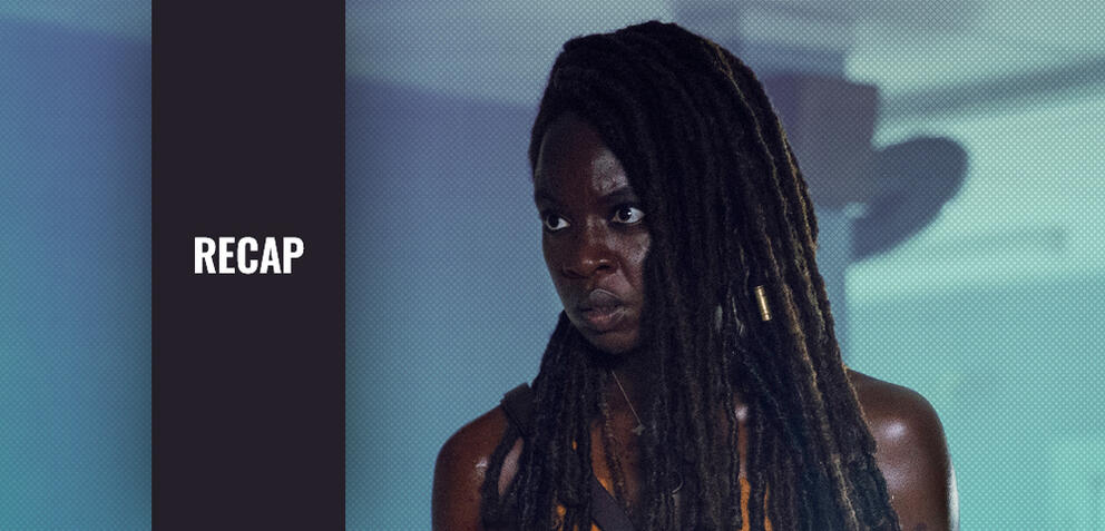 The Walking Dead - Staffel 10, Folge 13: Michonnes Weg