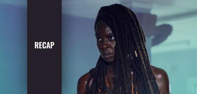 The Walking Dead - Staffel 10, Folge 13: Michonnes Weg