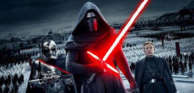Kylo Ren in Star Wars: Episode VII - Das Erwachen der Macht