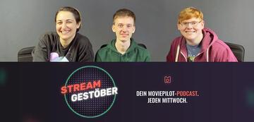 Streamgestöber mit Andrea, Matthias und Max