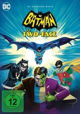 Batman vs. Two-Face - Poster