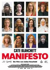 Manifesto - Poster