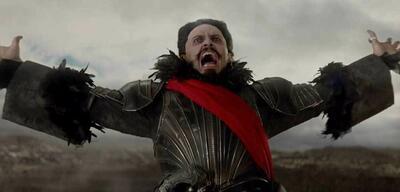 Hugh Jackman als Blackbeard