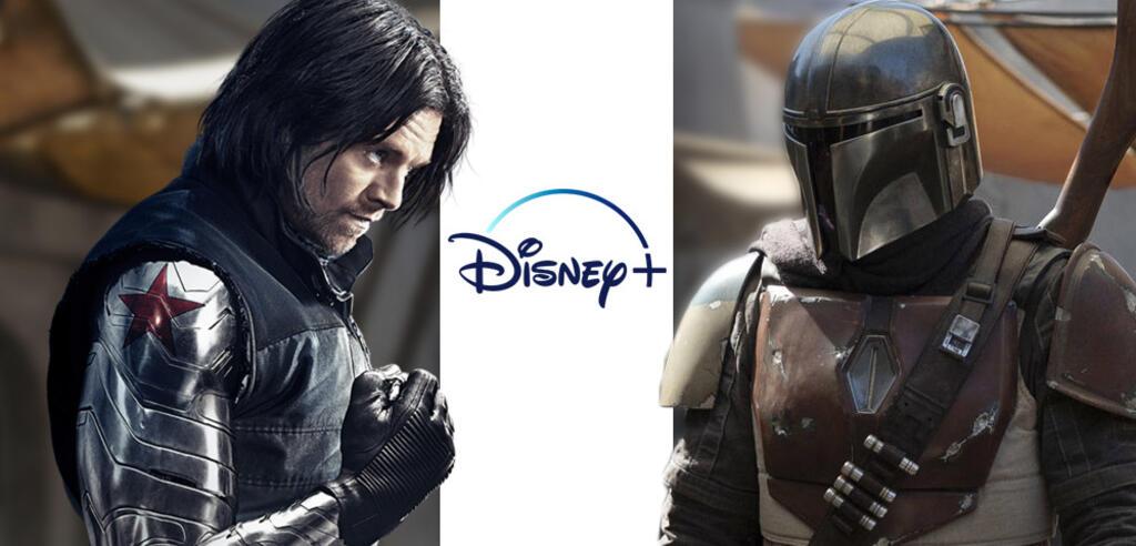 Marvel und Star Wars bei Disney+