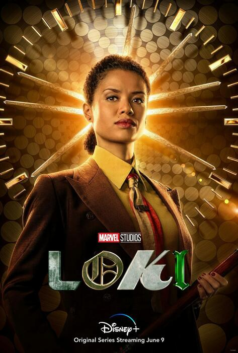 Loki, Loki - Staffel 1 mit Gugu Mbatha-Raw