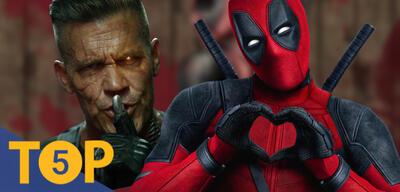 Cable gegen Deadpool