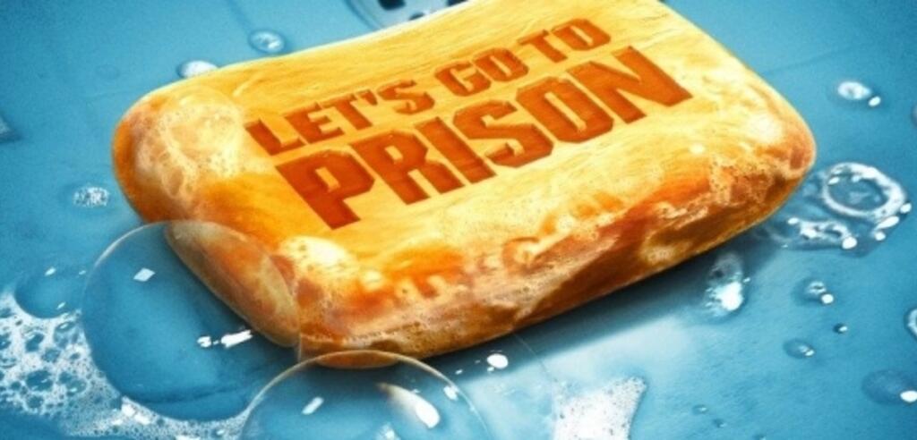 Wer kennt sie nicht - Das berühmteste Gefängnis-Klischee