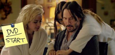 Ab dieser Woche auf DVD und Blu-ray: Knock Knock mit Keanu Reeves
