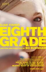 Eighth Grade - Poster