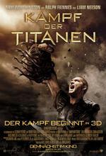 Kampf der Titanen Poster