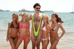 """Bild zu:  Sacha Baron Cohen in """"Borat"""""""
