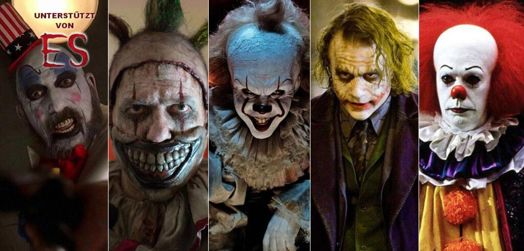 Gibt es etwas unheimlicheres als Clowns?