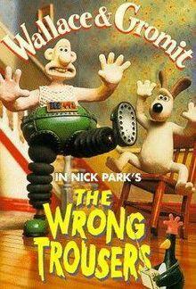 Wallace & Gromit - Die Techno-Hose - Bild 1 von 9