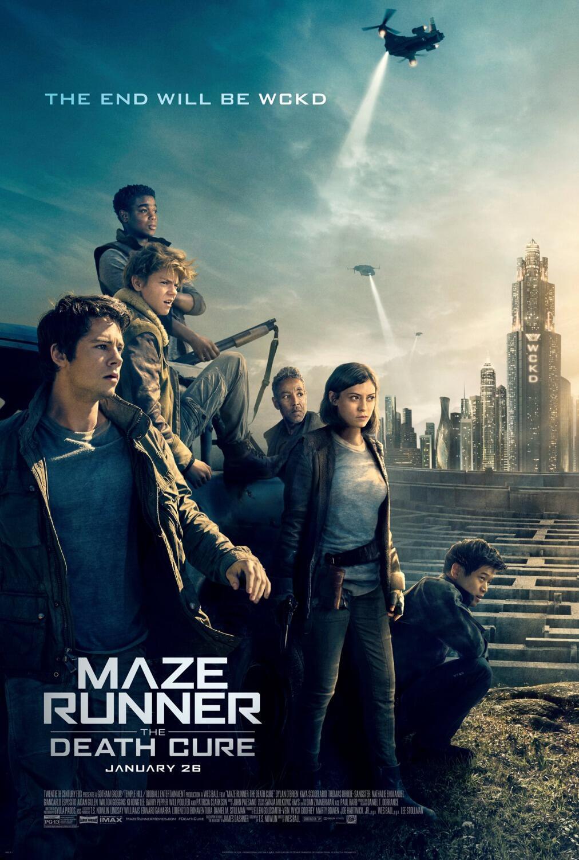 Maze Runner 3 Im Tv