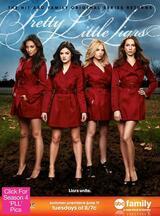 Pretty Little Liars - Staffel 4 - Poster