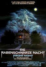 Fright Night - Die rabenschwarze Nacht Poster