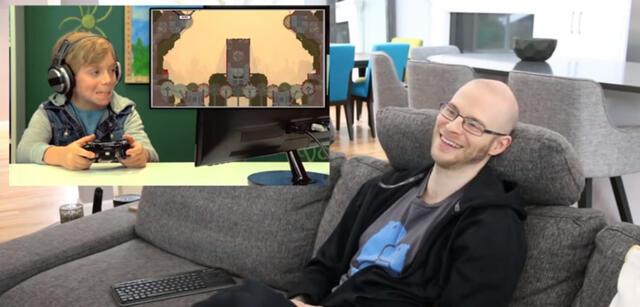 Inception: Ein React-Video zum React-Video zum eigenen Spiel