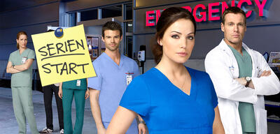 Saving Hope startet heute auf Sixx in die 3. Staffel