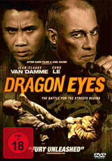 Dragon Eyes - Poster