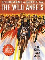 Die wilden Engel - Poster