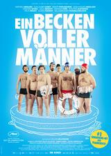 Ein Becken voller Männer - Poster