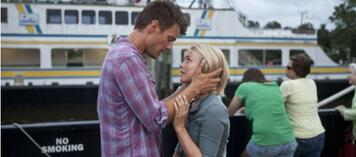 Josh Duhamel und Julianne Hough in Safe Haven.