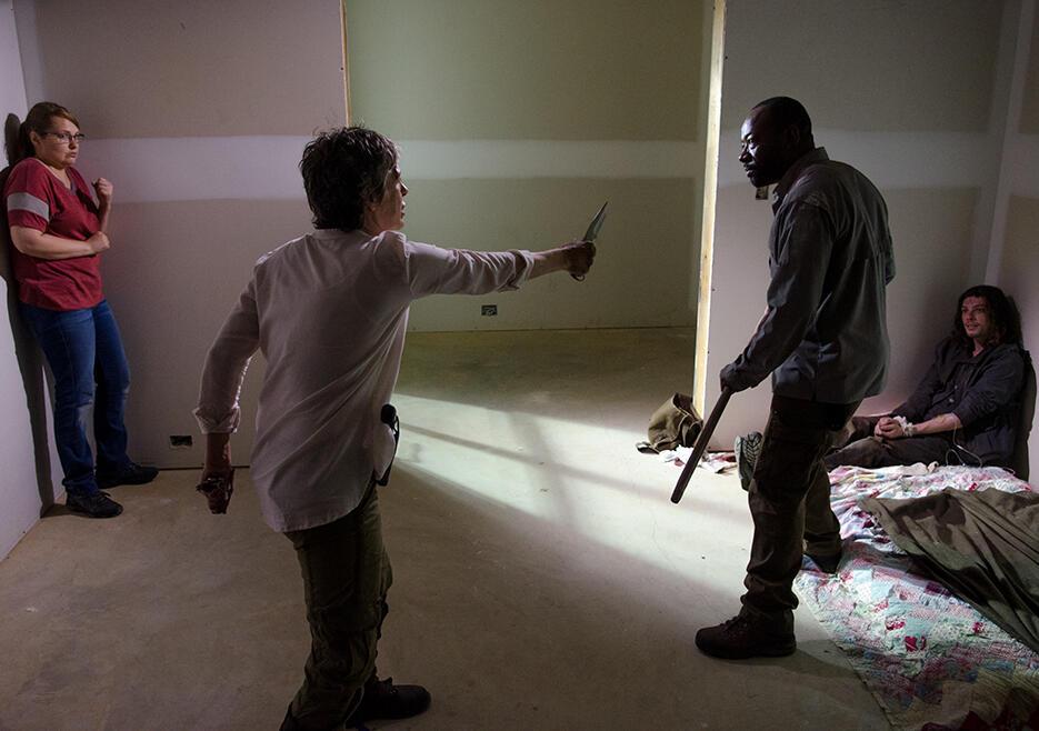Walking Dead Staffel 6 Episode 16