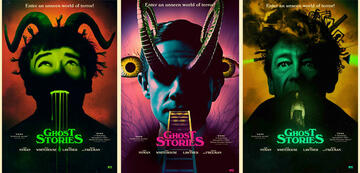 Der Preis für die coolsten Poster geht an... Ghost Stories