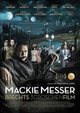 Mackie Messer - Brechts Dreigroschenfilm - Poster
