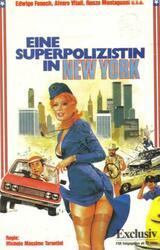 Eine Superpolizistin in New York - Poster