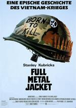 Full Metal Jacket Poster