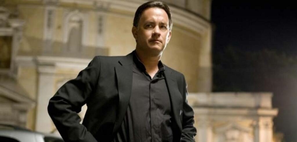 Tom Hanks in Illuminati