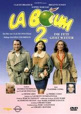 La Boum 2 - Die Fete geht weiter - Poster