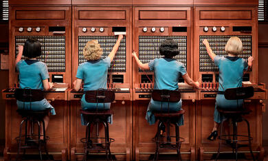 Cable Girls, Cable Girls Staffel 1 - Bild 6