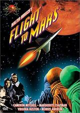 Flight to Mars - Poster