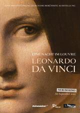 Eine Nacht im Louvre: Leonardo da Vinci - Poster