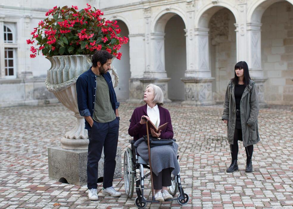 Fluss des Lebens: Geliebte Loire mit Anna Fischer, Lisa Kreuzer und Mathieu Delarive
