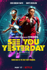 See You Yesterday - Poster