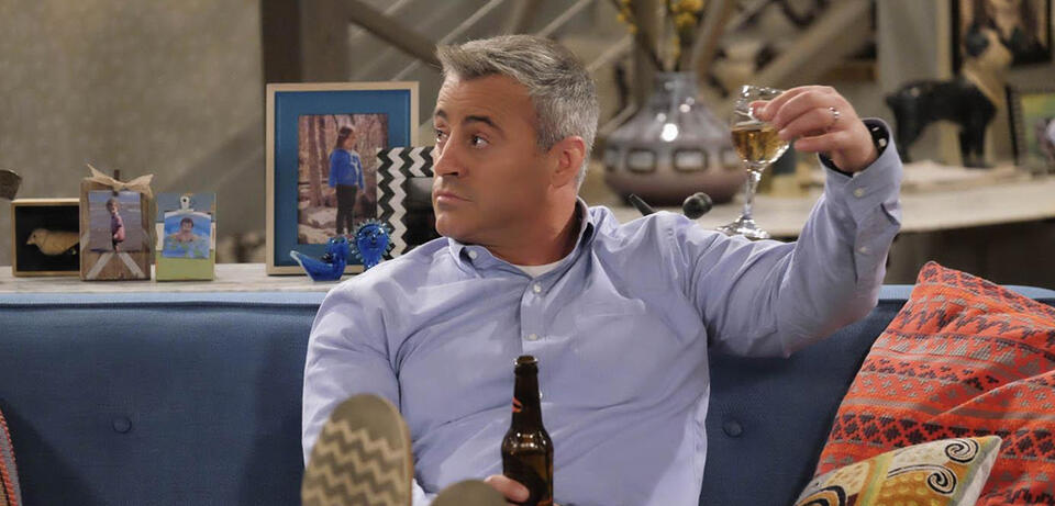 Matt LeBlanc in Man With A Plan