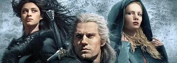 The Witcher: Yennefer, Geralt und Ciri